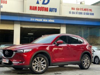 Mazda Cx5 phiển bản 2.0 luxury sản xuất 2019 lăn bánh 2020