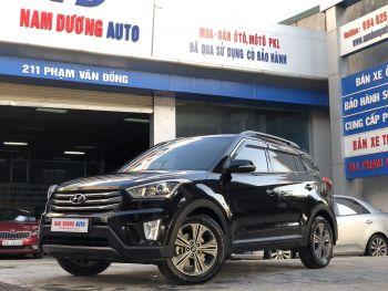Hyundai Creta 2016 nhập khẩu rất mới