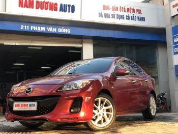 Mazda 3S sản xuất 2013 model 2014 rất mới