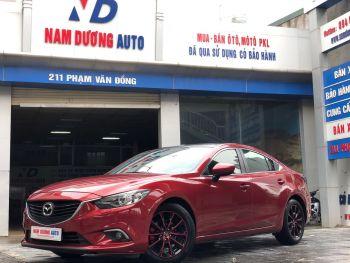 Mazda 6 2.0 AT 2015 cực mới