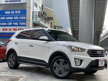 Hyundai Creta 1.6 AT nhập khẩu 2016 cực đẹp