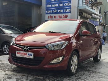 Hyundai I20 1.4 AT facelift 2014 siêu mới