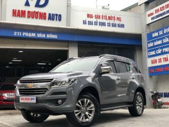 Chevrolet Trailblazer 2.5AT 4x4 2020 cực mới