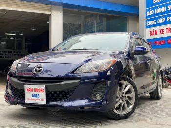 Mazda 3S 1.6 AT 2012