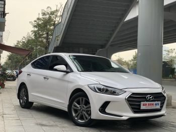 Hyundai Elantra 1.6 AT GLS 2016