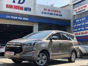 Toyota Innova 2.0V A/T 2017 đăng ký 2018 siêu mới