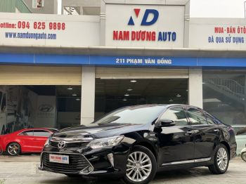 Toyota Camry 2.0 2016 model 2017 rất mới