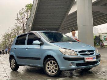 Hyundai Getz 1.4AT 2007 đăng ký 2008 rất mới