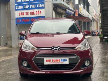 Hyundai i10 1.2AT 2015 nhập khẩu
