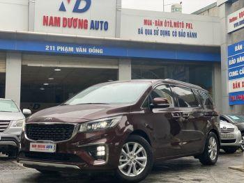 Kia Sedona D Luxury 2020 full dầu rất mới