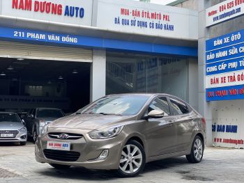 Hyundai Accent 1.4 AT 2011 nhập khẩu