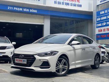 Hyundai Elantra 1.6 Turbo Sport 2018 rất đẹp