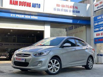Hyundai Accent Blue 1.4 AT 2015 nhập khẩu