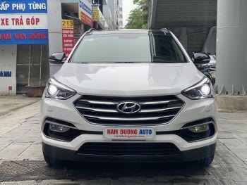Hyundai Santafe 2.2 4WD full dầu 2016 rất mới