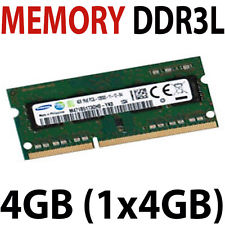 RAM LAPTOP 4GB DDR3L BUS 1333/ 1600