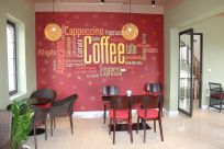 thiết kế thi công quán cafe 01