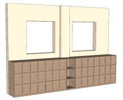 Hệ tủ đựng đồ học sinh