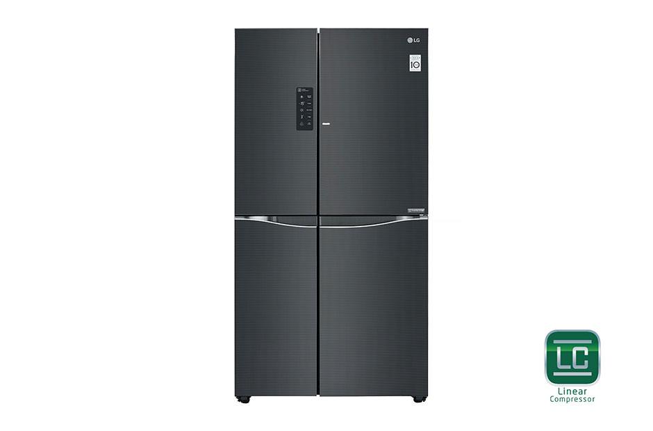 Tủ lạnh LG GR-R247LGB - 626L, Side by Side