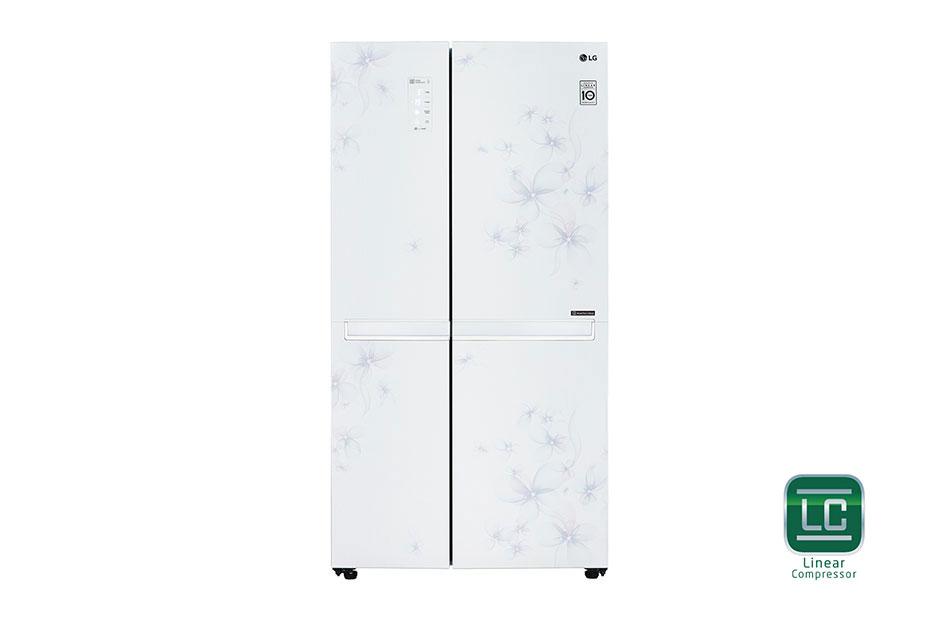 Tủ lạnh SBS LG GR-B247JP (B247JS)- 687 lít, Inverter