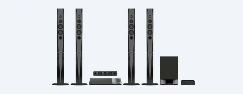 Dàn âm thanh Sony BDVN9200W/BMSP1 - 5.1, Bluray