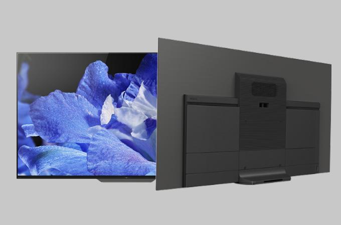 Tivi OLED Sony KD-55A8F - 55 inch, 4K