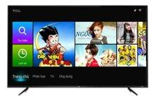 Smart Tivi LED TCL 43P6 - 43 inch, 4K - UHD (3840 x 2160)