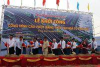 Khởi công xây dựng cầu vượt nhẹ đầu tiên tại ngã tư Thủ Đức - TP Hồ Chí Minh