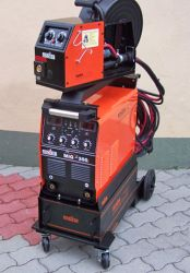 Máy hàn bán tự động Mig/ Que MIG - 350 (J1601)
