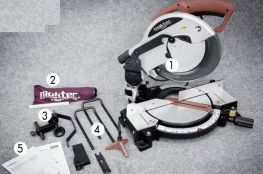 Máy cắt góc đa năng Maktec MT230