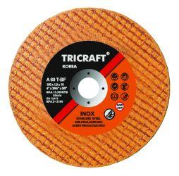 Đá cắt Tricratf vàng 105x1.0x16