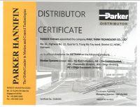 Parker vietnam - nhà phân phối Phúc Thịnh