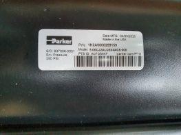 Xy lanh khí nén Parker 1H2A0000259159, Model: 5.00CJ2ALUS34AC6.000