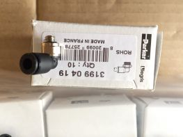 Đầu nối khí PARKER Legris 3199 04 19