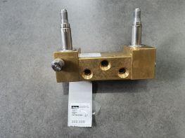 Skinner valve Dual Coil Parker 73477BN2PNM0