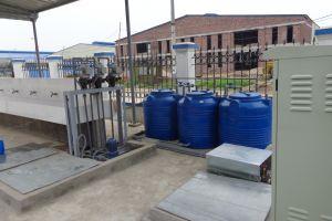Xử lý nước thải nhà máy sản xuất giầy