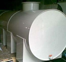 Hệ thống xử lý nước thải 8 m3/ngày