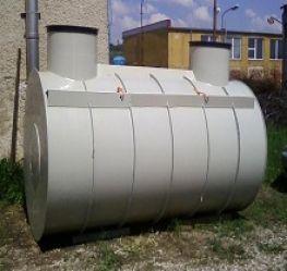 Hệ thống xử lý nước thải 2 m3/ngày