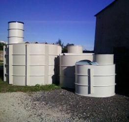 Hệ thống xử lý nước thải 4 m3/ngày