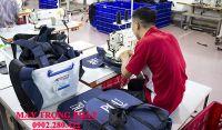 Xưởng sản xuất balo quà tặng cho công ty VB513