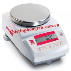 CÂN KỸ THUẬT ĐIỆN TỬ HIỆN SỐ (4100g x 0.01g) Model PA 4102 Hãng sản xuất: OHAUS - Mỹ