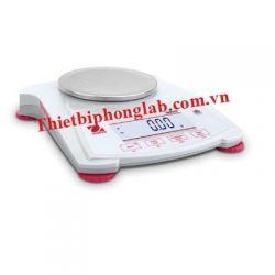 CÂN KỸ THUẬT ĐIỆN TỬ HIỆN SỐ (2200g x 0.1g) Model SPX2201 Hãng sản xuất: OHAUS – Mỹ