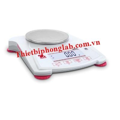 CÂN KỸ THUẬT ĐIỆN TỬ HIỆN SỐ (6200g x 0.1g) Model SPX6201 Hãng sản xuất: OHAUS – Mỹ