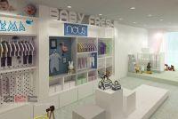 Thiết kế thi công nội thất Shop trẻ em hiện đại, sang trọng tại Vinh