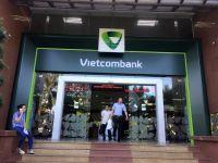 Thi công ngoại thất, bảng biển cho hệ thống ngân hàng Vietcombank