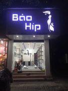 Thiết kế thi công biển hiệu cửa hàng thời trang tại Nghệ An