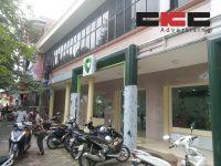 Thi công biển quảng cáo Vietcombank Hà Tĩnh