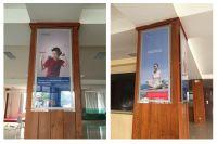 Tranh điện siêu mỏng - Làm biển quảng cáo tại Vinh