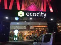 Thi công Quảng Cáo Tại Trung Tâm Thương Mại Ecocity