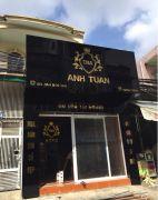 Thi công biển quảng cáo Hỗ trợ tài chính Anh Tuấn