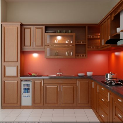Tủ bếp 42